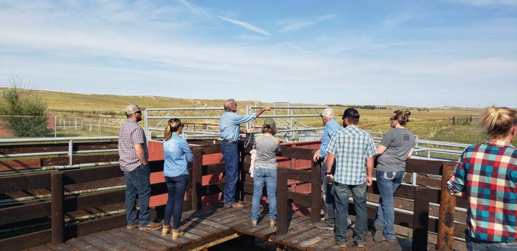 Fall 2019 Ranch Tour - Monkey Ranch near Kimball, NE